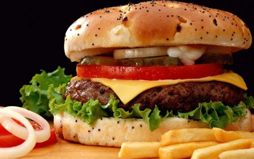 fast_food_hamburger